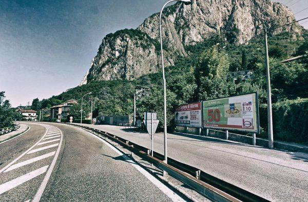 Lecco, lungo Lario Piave: 2 postazioni