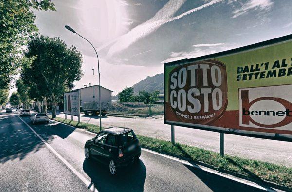Lecco, viale Valsugana: 2 postazioni
